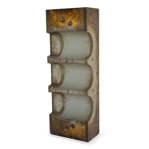Three Voids Rectangle Block Mold