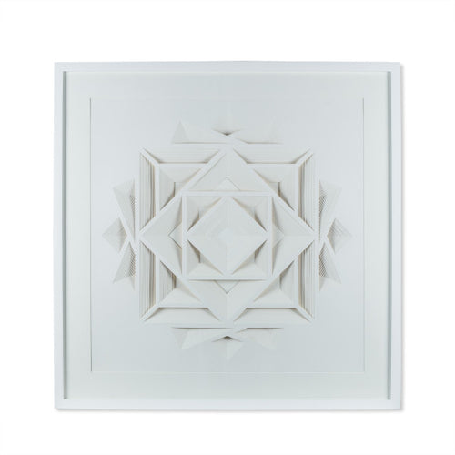 Geometric Shadow Box - B