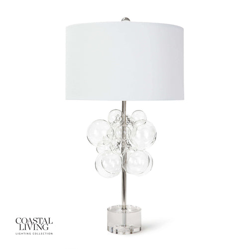 Bubbles Table Lamp (Clear)