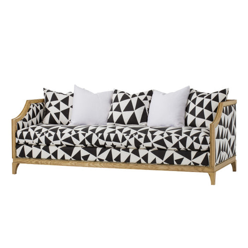 Henry Sofa - 3 Seater / Reagan Triangles