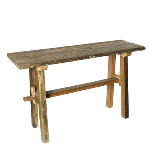 Arcadia Rustic Console Table