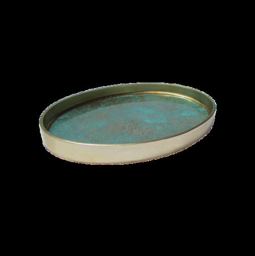 Ocean Antique Oval Tray