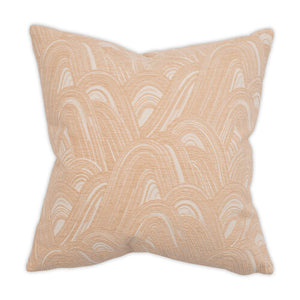 Hidden Hills Blush 22x22 Pillow
