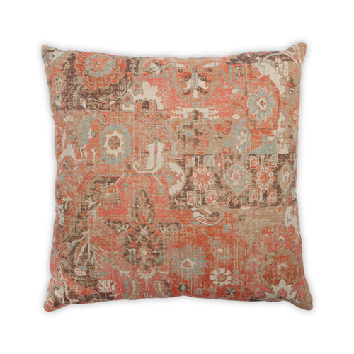 Ani Bronze 22x22 Pillow