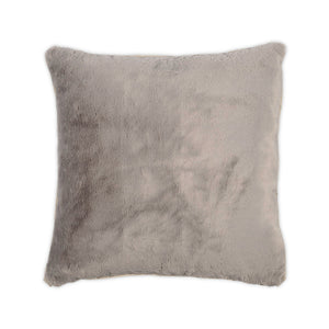 Bunny Flanged Silver 24x24 Pillow