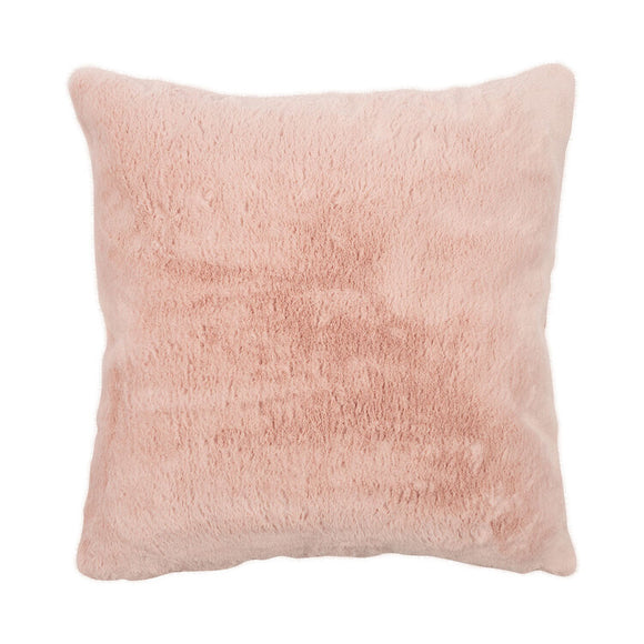 Bunny Pom Pom Blush 22x22 Pillow