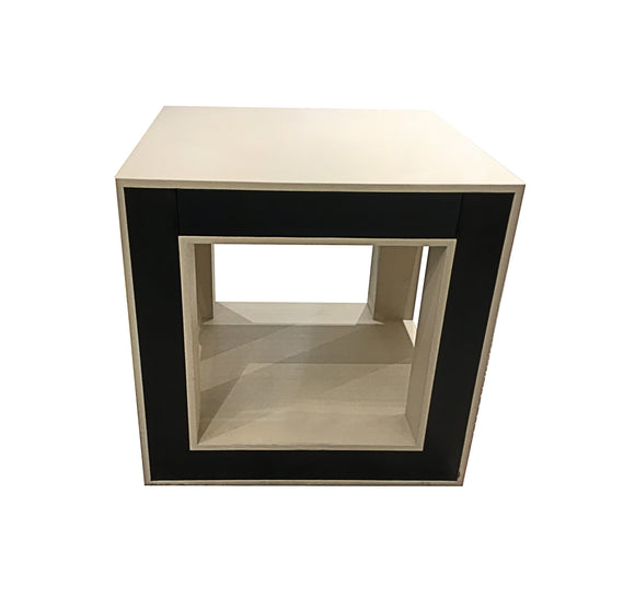 Reagan Hayes Cube Accent Table