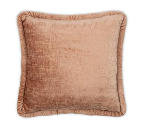 Donatella Chunky Blush 22x22 Pillow