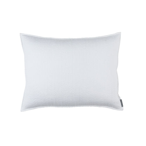 Retro Standard Pillow/White Cotton 20 X 26