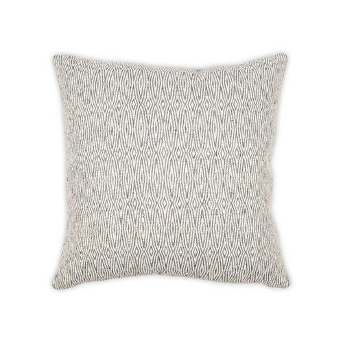 Aspen Blue 22x22 Pillow