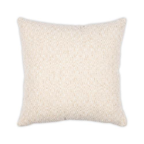 Aspen Natural 22x22 Pillow
