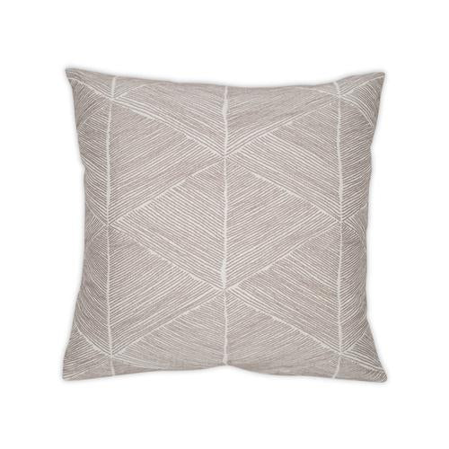 Blurred Lines Nickel 20x20 Pillow