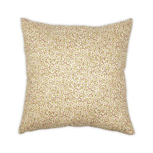 Dolly Coral 22x22 Pillow