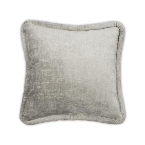 Donatella Chunky Dove 22x22 Pillow