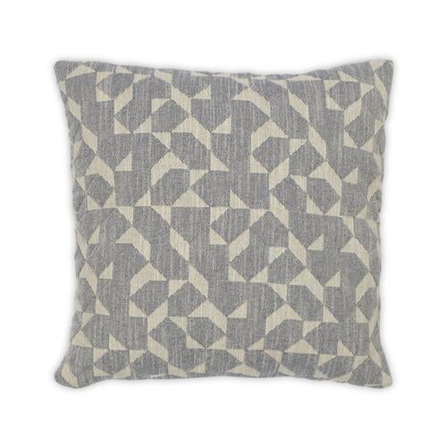 Gemini Navy 22x22 Pillow