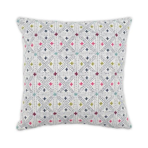 Holi Multi 22x22 Pillow