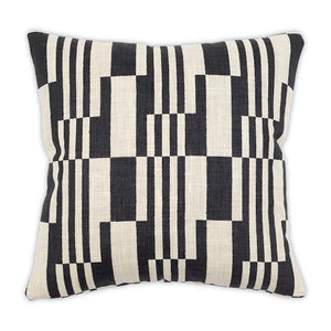 Piano Black 22x22 Pillow