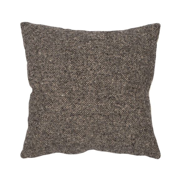 Riley Charcoal 20x20 Pillow