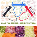 PETEK? MAGIC TRIO PEELERS [SET of 3]