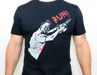 Leatherface Run Shirt