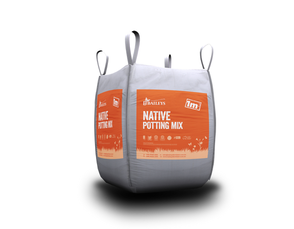 Native Potting Mix - Bulka Bag (1m³)