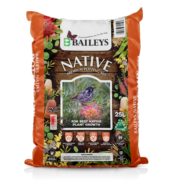 Native Premium Potting Mix 25L