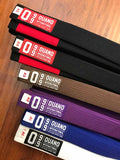 Ouano Adult Jiu-Jitsu Belt - Choice of Color