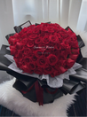 Enchanting ( 99 Red ROSES )