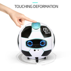 FX-J01 Smart RC Robot Toys Smart Interactive Robot Gesture Control Voice Recognition Dialogue RC Toy Gift for Kids