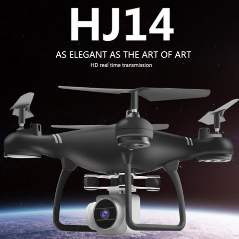 HJ14W Airplane Selfie RC Quadcopter WIFI Drone Remote-controlled Helicopter Foldable Aerial Vehicle
