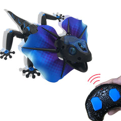 Kids Electric RC Remote Control Lizard Innovative Robot Infrared Simulation Lizard Tricky Toy High Quality Remote Control Toys 1