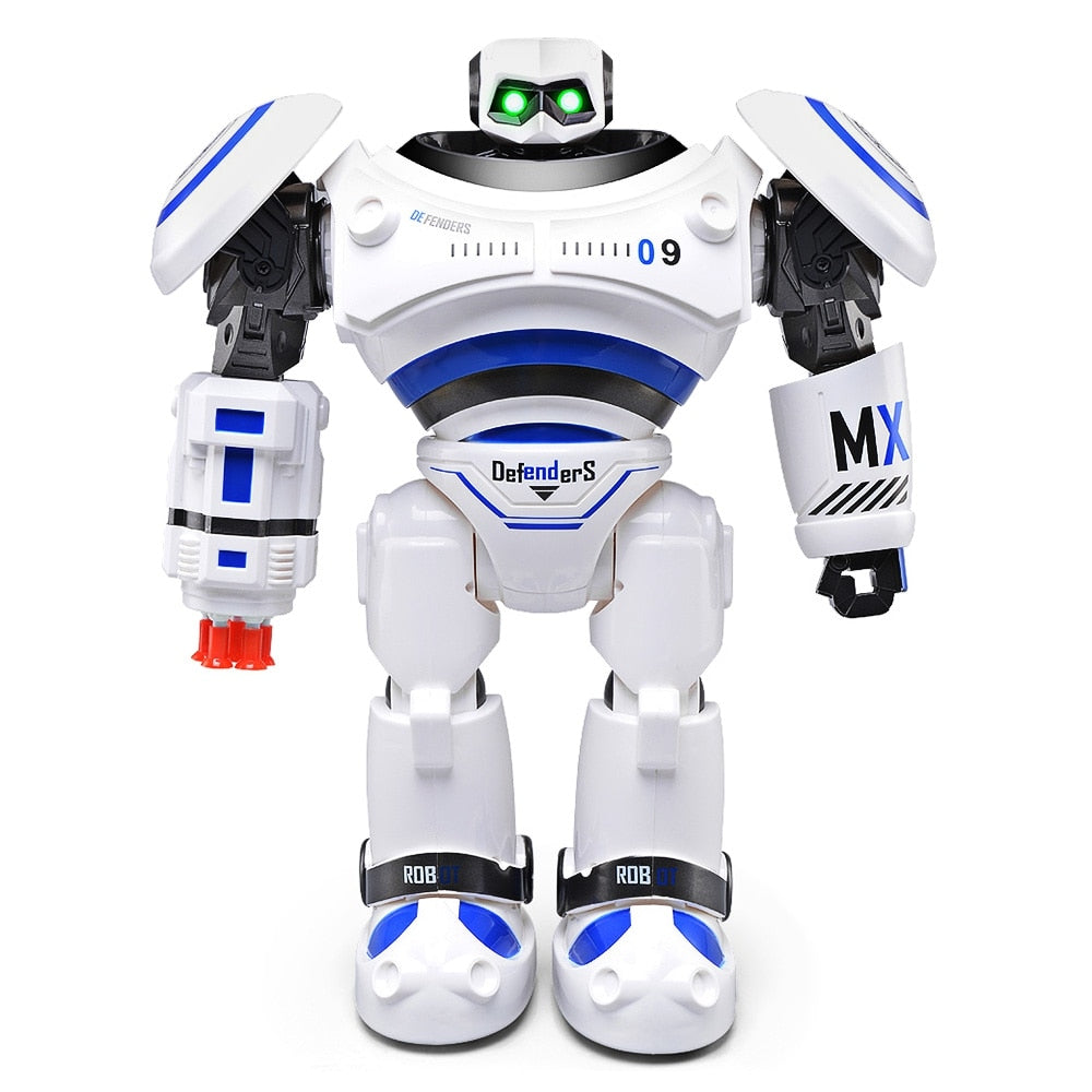abay 2019 hot R1 Defenders Infrared Control Robot RTR Programmable Movement / Sliding Walking Dancing Mode YH-46