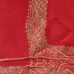 Load image into Gallery viewer, PASHMINA SHAWL MAROON