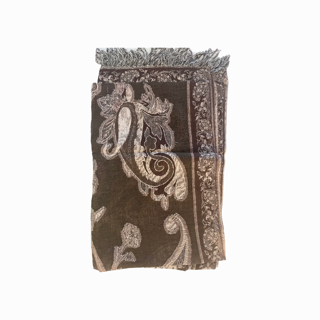Paisley Scarf - 9