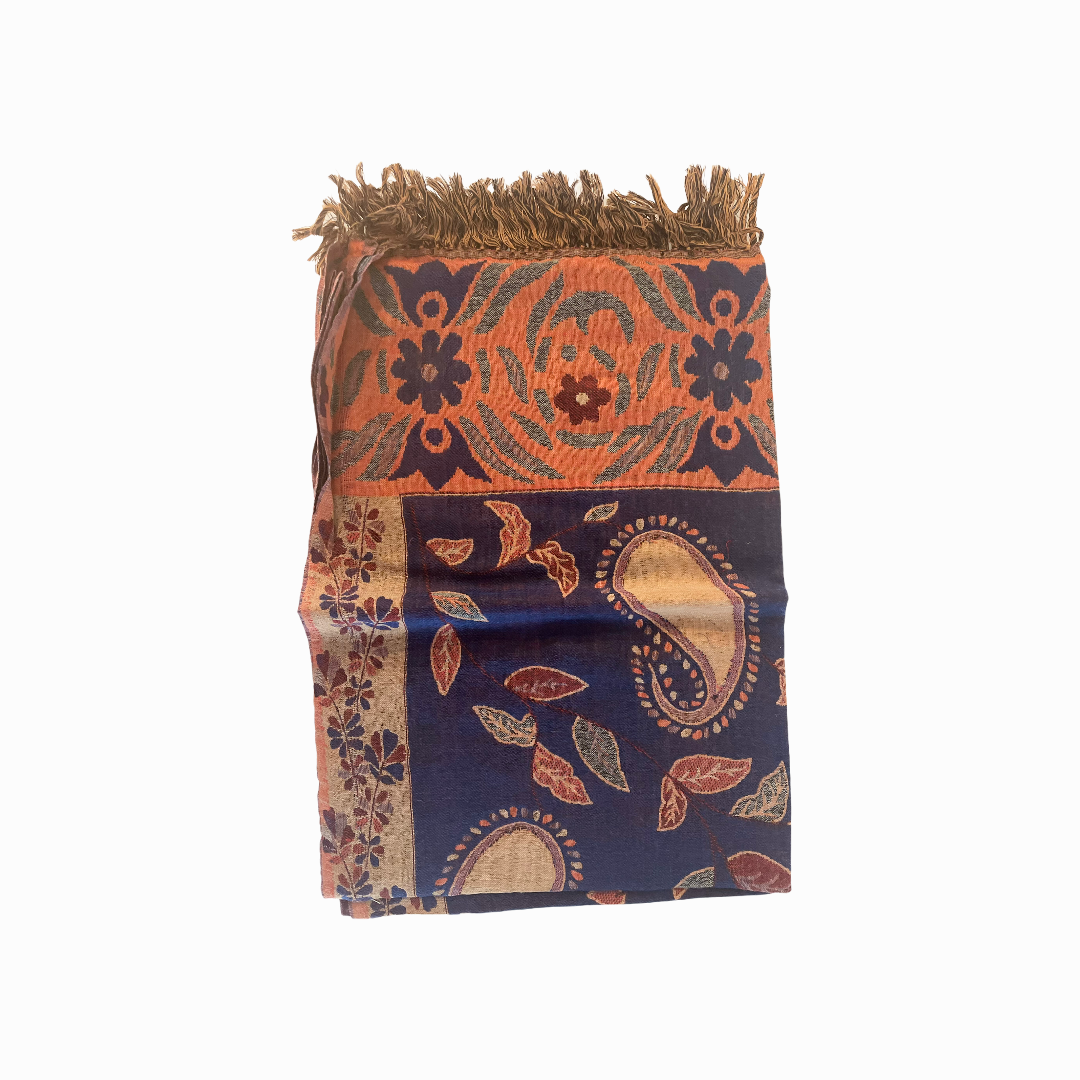 Paisley Scarf - 13