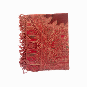 Paisley Scarf - 21