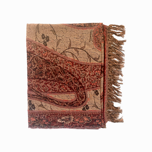 Paisley Scarf - 30