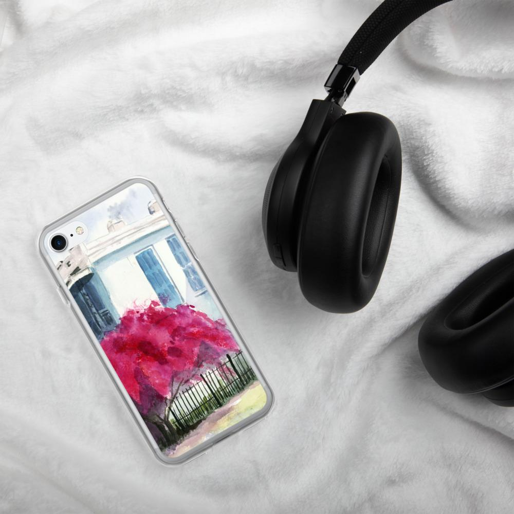 "iPhone Case featuring ""Splendor"" - Marina's Watercolors"