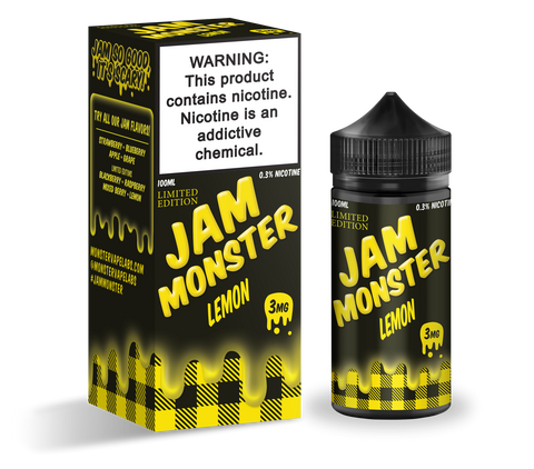 Jam Monster | Lemon 100ml