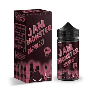 Jam Monster | Raspberry 100ml