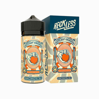 Reckless | Outcast Orange | 100ml