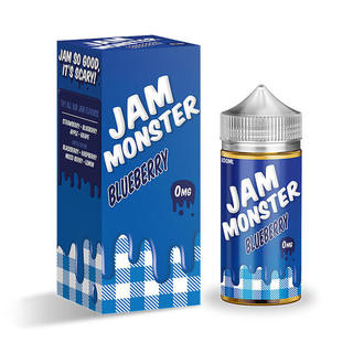 Jam Monster | Blueberry 100ml