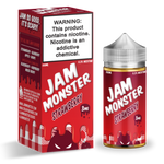 Jam Monster | Strawberry 100ml