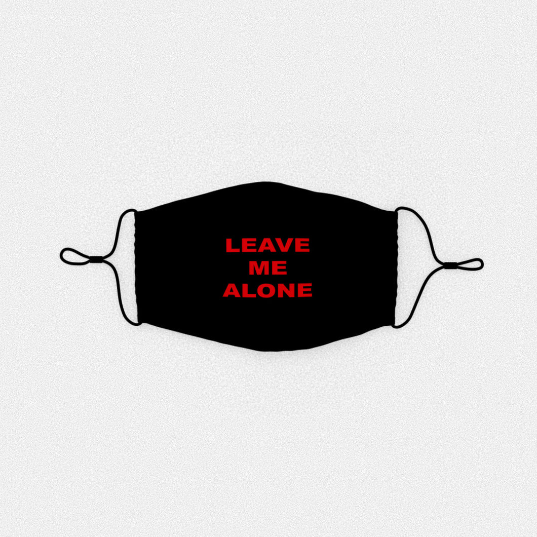 leave me alone mask