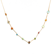 Load image into Gallery viewer, True Colors Gem & Stone Necklace