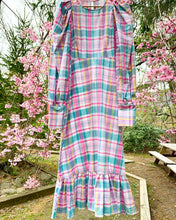 Load image into Gallery viewer, Summer Plaid Dress