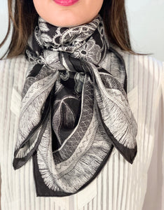 Garden Lace Scarf