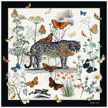 Load image into Gallery viewer, Leopard Garden Scarf