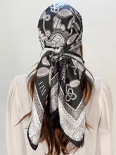 Load image into Gallery viewer, Garden Lace Scarf