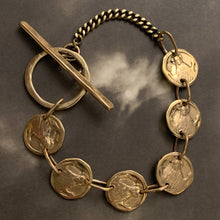 Load image into Gallery viewer, Holy Coin Bracelet